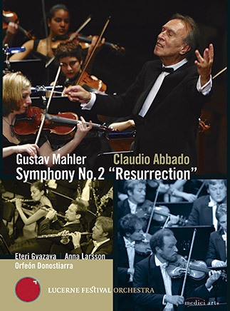 Mahler/ Symphony no. 2
